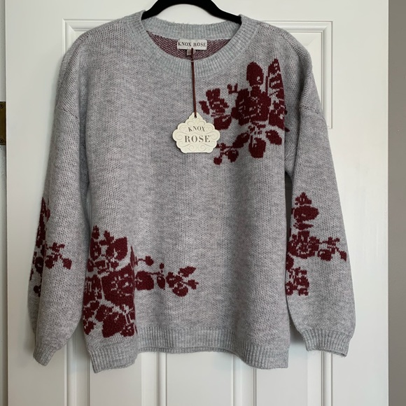 Knox Rose long sleeve sweater